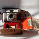 Cámara de fotos: CÁMARA DE FOTOS WERLISA COLOR CON FUNDA E INSTRUCCIONES. Lote 134281858