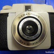 Cámara de fotos: CAMARA FOTOGRAFICA NERASPORT. Lote 134541438