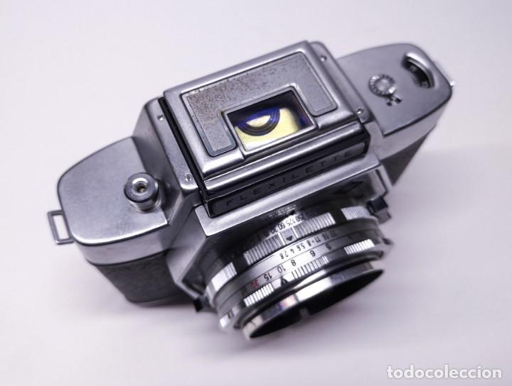 Cámara de fotos: Excepcional Agfa Flexilette. Cámara TLR 35mm. - Foto 5 - 134610894