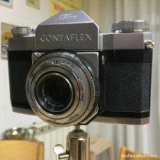 Cámara de fotos: CONTAFLEX. Lote 135187126