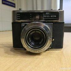 Cámara de fotos: ZEIIS IKON. Lote 135187246