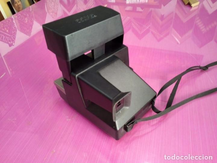 Cámara de fotos: Bonita camara Polaroid 600 land - Foto 4 - 135393242