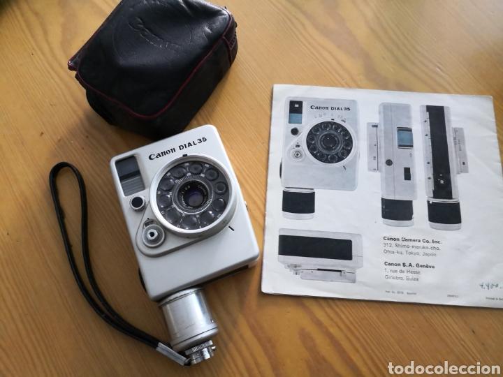 Cámara de fotos: Cámara cannon dial 35 - Foto 2 - 135419194