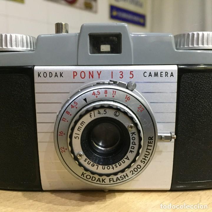 KODAK PONY 135 (Cámaras Fotográficas - Clásicas (no réflex))