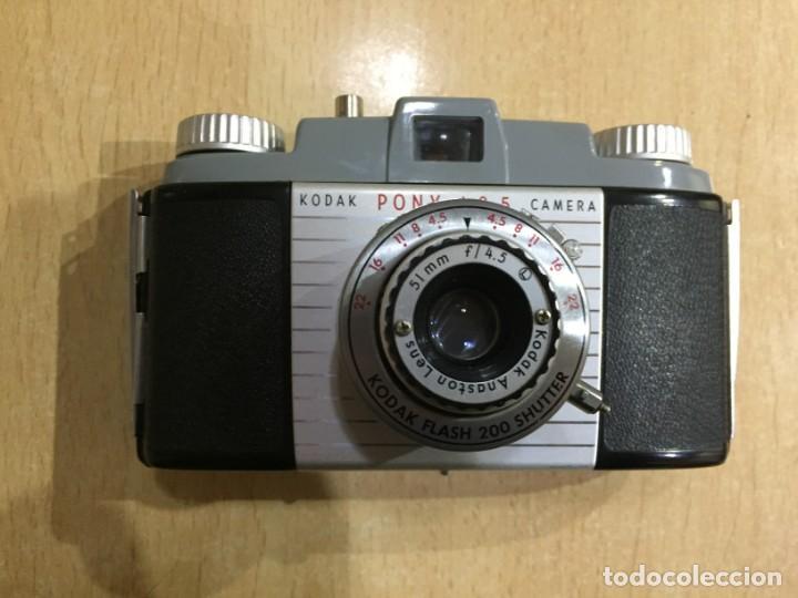 Cámara de fotos: KODAK PONY 135 - Foto 2 - 135443486