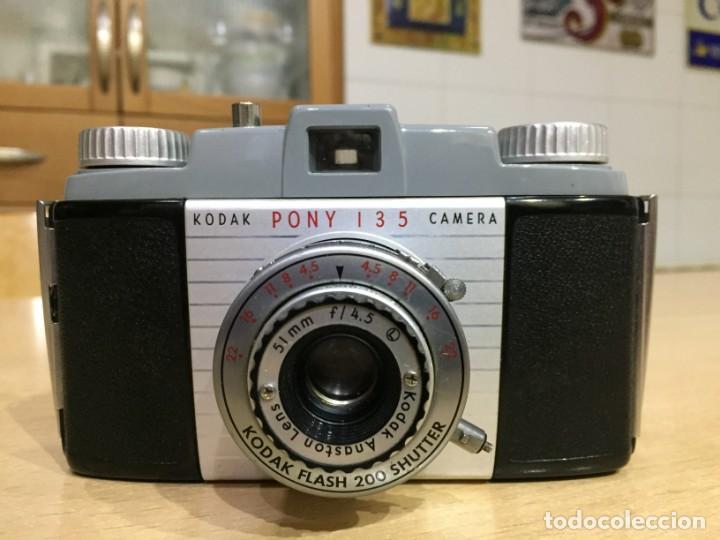 Cámara de fotos: KODAK PONY 135 - Foto 5 - 135443486