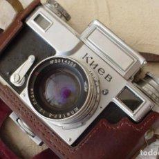 Cámara de fotos: CAMARA RUSA KIEV 3 - CONTAX AÑO 1954. Lote 135493802