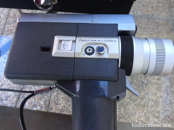 Cámara de fotos: Cámara y proyector súper 8 - Foto 2 - 135591141