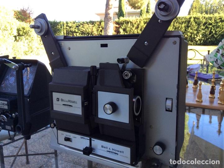 Cámara de fotos: Cámara y proyector súper 8 - Foto 3 - 135591141