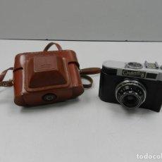 Cámara de fotos: ANTIGUA CAMARA SMENA 8 BAQUELITA FUNDA AÑOS 40-50 RUSIA USSR. Lote 135730215