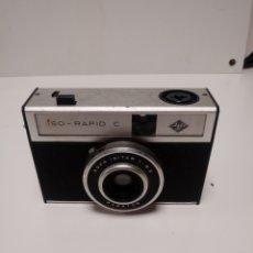 Cámara de fotos: CAMARA DE FOTOS AGFA ISO-RAPID C PARATOR. Lote 136184449