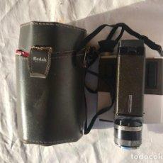 Cámara de fotos: CAMARA SUPER 8 KODAK XL 55 CON FUNDA. Lote 136284210