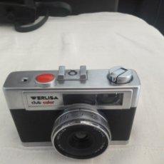 Cámara de fotos: WERLISA CLUB COLOR. CON FUNDA.. Lote 136586538