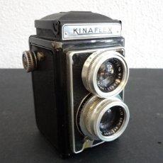 Cámara de fotos: CÁMARA KINAX KINAFLEX CON FUNDA. Lote 137189042