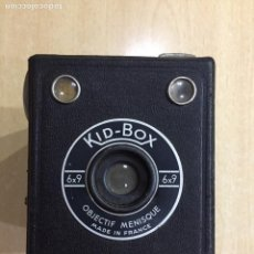 Cámara de fotos: CAMARA DE CAJON KID BOX. Lote 137295298