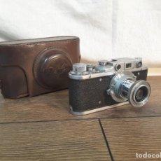 Cámara de fotos: ZORKI 1 TIPO LEICA DE 1952. Lote 139318828