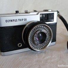 Cámara de fotos: CÁMARA FOTOGRÁFICA OLIMPUS TRIP 35.. Lote 137876930