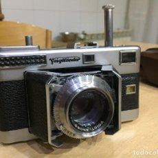 Cámara de fotos: VOIGTLANDER VITESSA L. Lote 138597770