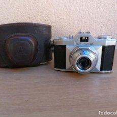 Cámara de fotos: CÁMARA DE FOTOS ALEMANA MARCA PENTONA CON FUNDA ORIGINAL FUNCIONANDO . Lote 138634758
