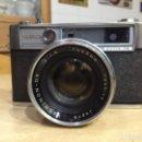 Cámara de fotos: YASHICA LINX 14 CON OBJETIVO YASHINON DX 45MM 1.4. Lote 138978294