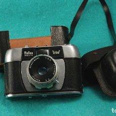 Cámara de fotos: 1960S CAMARA MANUAL 35MM - HALINA PAULETTE - ANASTIGMAT 45MM 1:2.8. Lote 139483714