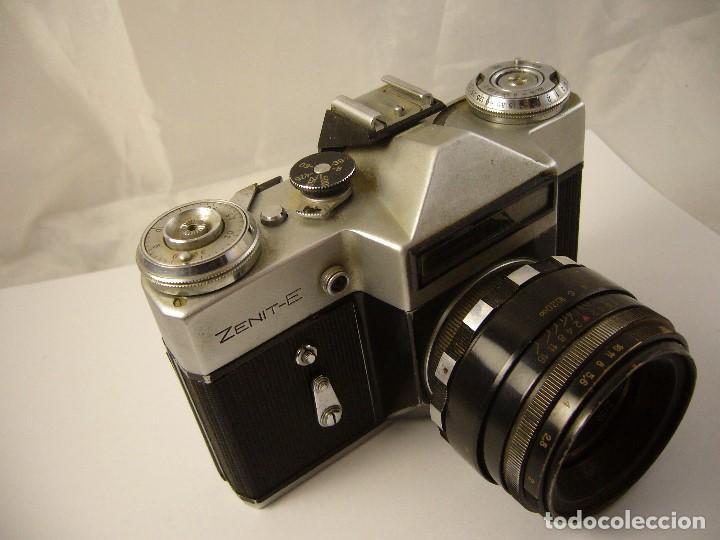 Cámara de fotos: ZENIT-E USSR - Foto 2 - 139677758