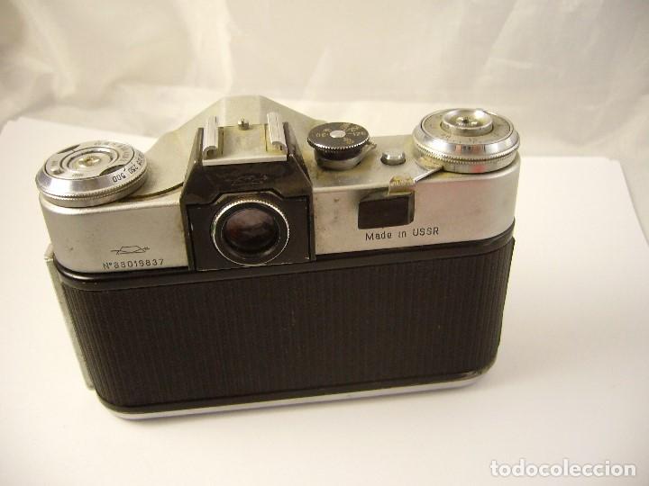 Cámara de fotos: ZENIT-E USSR - Foto 3 - 139677758