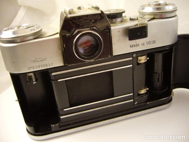 Cámara de fotos: ZENIT-E USSR - Foto 4 - 139677758