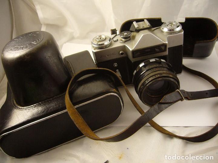 Cámara de fotos: ZENIT-E USSR - Foto 7 - 139677758