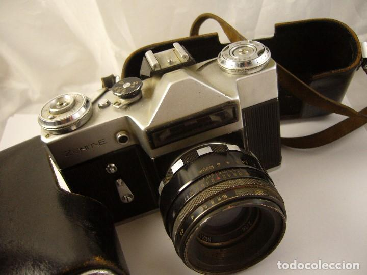 Cámara de fotos: ZENIT-E USSR - Foto 8 - 139677758