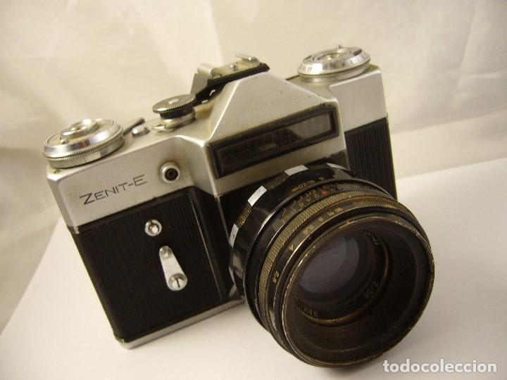 Cámara de fotos: ZENIT-E USSR - Foto 20 - 139677758
