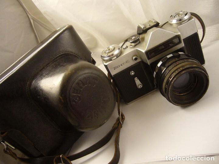 Cámara de fotos: ZENIT-E USSR - Foto 21 - 139677758