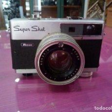 Cámara de fotos: RICOH SUPER SHOT. Lote 139934066