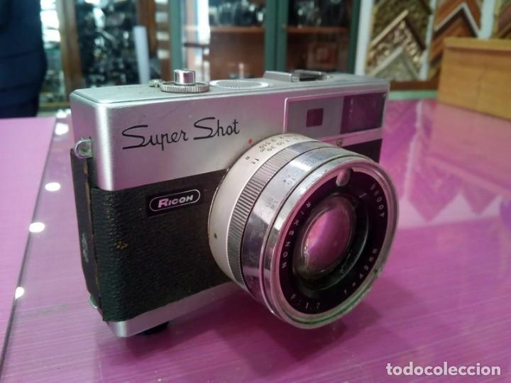 Cámara de fotos: Ricoh Super Shot - Foto 3 - 139934066