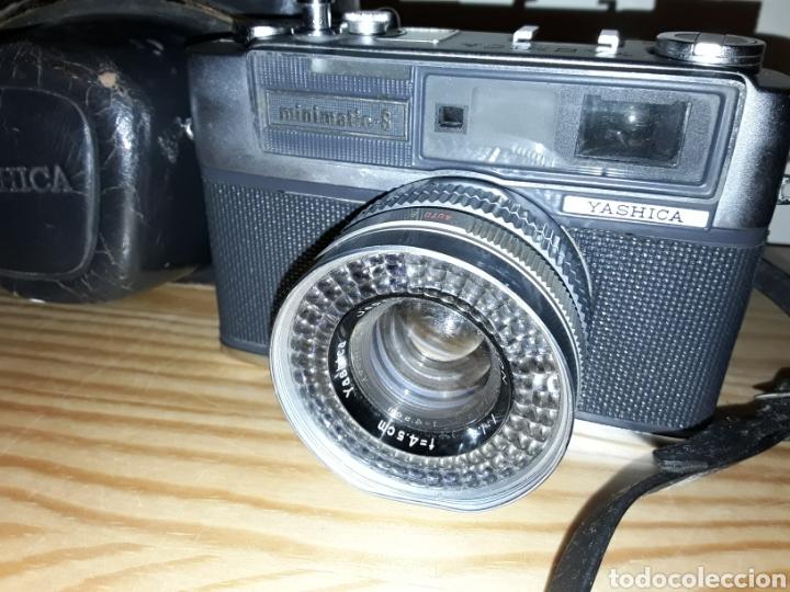 Cámara de fotos: Cámara Yashica Minimatic-S - Foto 2 - 140050680
