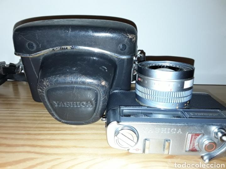Cámara de fotos: Cámara Yashica Minimatic-S - Foto 6 - 140050680