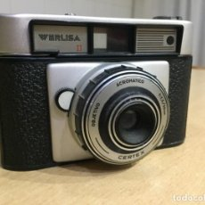 Cámara de fotos: WERLISA II FABRICADA EN ESPAÑA. Lote 140067106