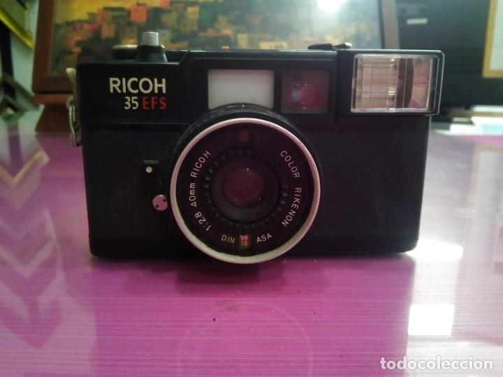 RICOH 35 EFS (Cámaras Fotográficas - Clásicas (no réflex))
