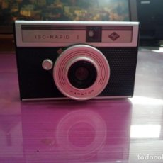 Cámara de fotos: AGFA ISO-RAPID I. Lote 140085646