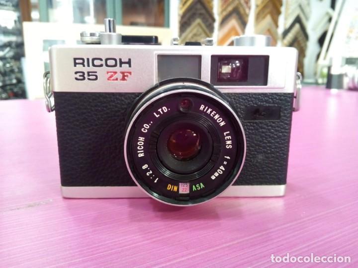RICOH 35 ZF (Cámaras Fotográficas - Clásicas (no réflex))