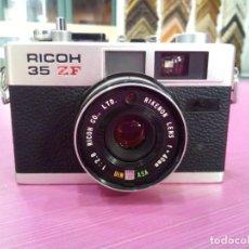 Cámara de fotos: RICOH 35 ZF. Lote 140214722