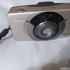Cámara de fotos: CAMARA CANON PRIMA SUPER 105X IMPECABLE. Lote 140423096