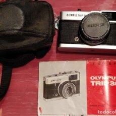 Cámara de fotos: CÁMARA DE FOTOS OLYMPUS TRIP 35.. Lote 121425719