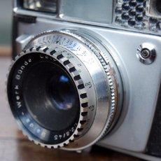 Cámara de fotos: CÁMARA DE FOTOS BALDA-BALDESA UNA JOYA DE SU ÉPOCA OBJETIVO PRONTO-LK 1:2,8/45 WEST GERMANY. Lote 140905874