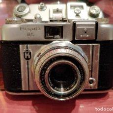 Cámara de fotos: CÁMARA DE FOTOS REGULA III B.. Lote 70452257