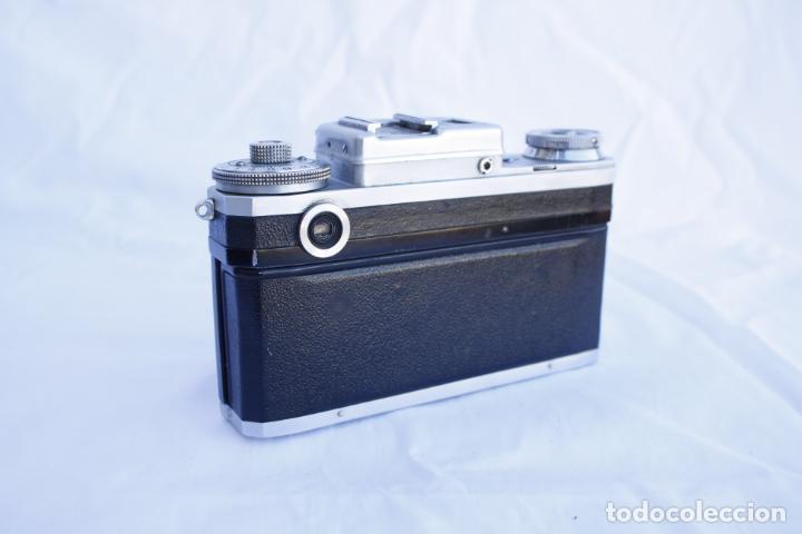 Cámara de fotos: Cámara telemétrica de colección - KIEV 4 - año 1972 - Foto 3 - 147062402