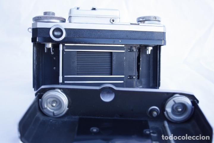 Cámara de fotos: Cámara telemétrica de colección - KIEV 4 - año 1972 - Foto 11 - 147062402
