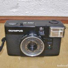 Cámara de fotos: OLYMPUS PEN EF. Lote 276800373