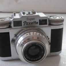 Cámara de fotos: SUPER PAXETTE. Lote 142832894