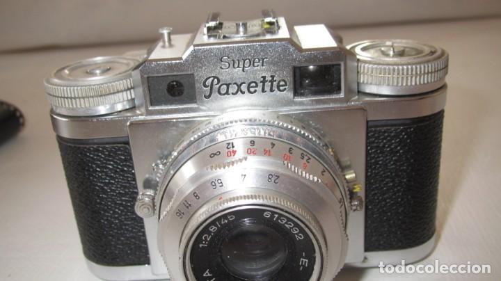 Cámara de fotos: SUPER PAXETTE - Foto 5 - 142832894